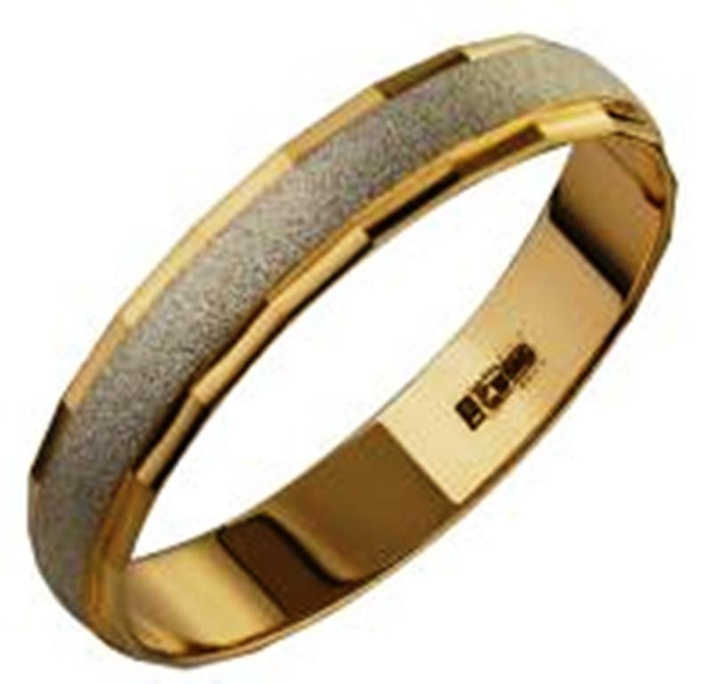 Золотые обручальные кольца  2.06, 18.5
