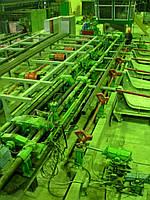 Гидропрессы для испытания сварных труб диаметром от 219 мм до 1420 мм