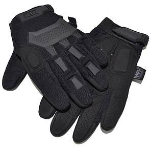 Перчатки тактические с откидными фалангами MFH Action 15843A, фото 2