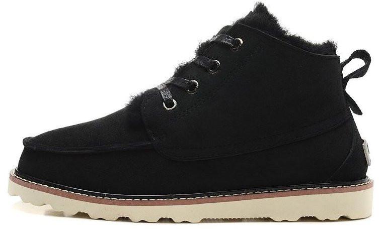 Зимние мужские ботинки угги UGG Australia David Beckham Boots Dark
