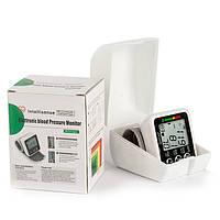 Электронный тонометр на запястье Electronic blood pressure monitor модели JZK-002