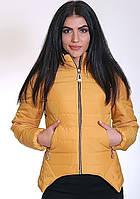 Весенняя курточка модного кроя