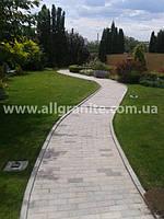 Садовые дорожки из гранитной плитки