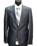 Костюм мужской West fashion (серый), фото 2