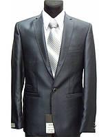 Костюм мужской West fashion (серый)