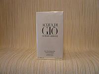 Giorgio Armani - Acqua Di Gio Pour Homme (1996) - Туалетная вода 100 мл (тестер) - Старая формула аромата