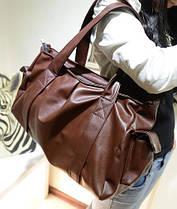 Качественная большая сумка баула, фото 3