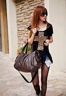 Качественная большая сумка баула