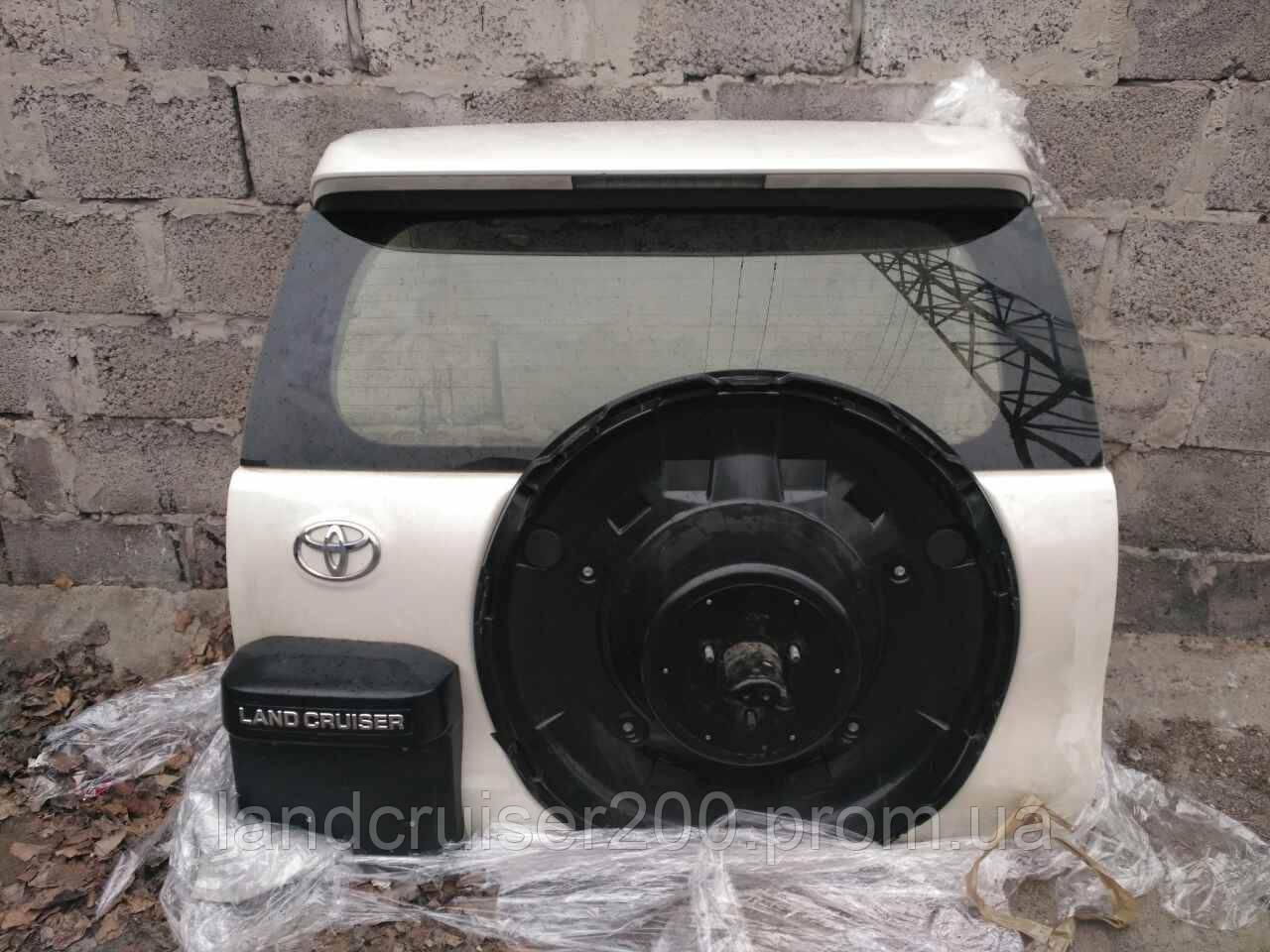 Задняя ляда Toyota Land Cruiser Prado