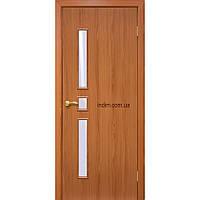 Двери покрытие пвх Комфорт ПВХ СС ольха, фото 1