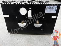 Коллектор для напольного газового котла на 2 горелки с форсунками