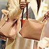 Практичный набор сумок 4в1 для модных деловых девушек, фото 4