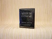 Giorgio Armani - Attitude Extreme (2009) - Туалетная вода 30 мл - Редкий аромат, снят с производства