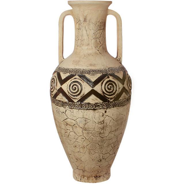 "Грецька амфора (ваза) ""Риму Гігант"". Шамотна кераміка"
