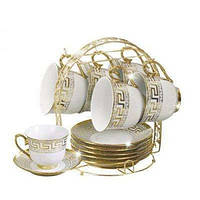 Чайный сервиз Bohmann BHP-1863 на 6 персон