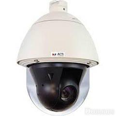 Видеокамеры поворотные роботизированные speed dome, ptz