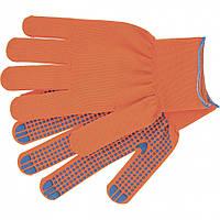 Перчатки трикотажные ПВХ-точка (улучшенные)