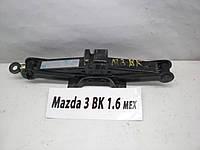 Б.У. Домкрат механический в сборе  Mazda 3 (bk) 2003-2008 Б/У
