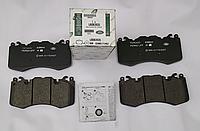 Оригинальные передние колодки RANGE ROVER IV (LG) от 2012г, ROVER SPORT (LS, LW) от 2009г.