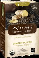 """Органический чай """"Пуэр с имбирём"""" Numi"""