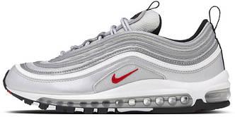 Женские кроссовки Nike Air Max 97 Silver Рефлективные 37