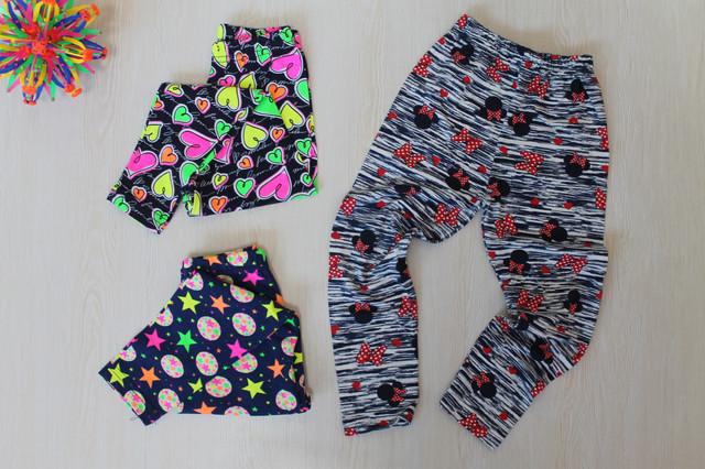 детские лосины мики style-baby. com