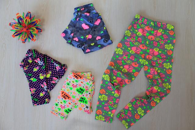 детские лосины цветочки style-baby. com