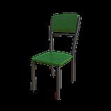 Стільці для кафе РІО. Обідні стільці для барів, кафе, їдалень. Кухонні стільці, фото 7