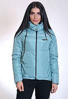 Женская курточка модного фасона