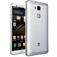 Силиконовый чехол 0,33 мм для Huawei Ascend Mate 7 прозрачный
