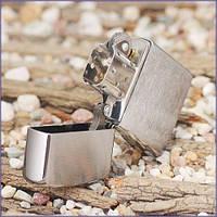 Зажигалка Zippo Brushed Chrome Armor (162)