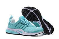 Nike Air Presto Flyknit Weaving Light Blue