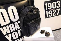 Стильный рюкзак под крокодил, фото 3