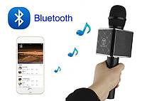 Ручной Беспроводной Вокальный Караоке Микрофон Q7 Bluetooth Karaoke