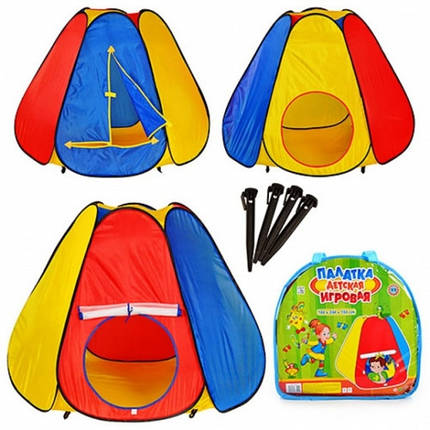 Детская палатка игровая Шестигранник 5008, фото 2