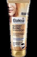 Шампунь Balea Professional Glossy Blond - Профессиональный уход за светлыми волосами 0.250 мл.