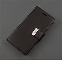 Чехол Rich Diary для Meizu U10 черный