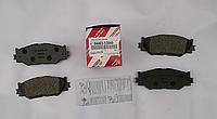 Колодки тормозные передние LEXUS IS 200/250/300 от 2005г.-