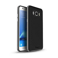 Чехол - бампер iPaky (Original) для Samsung J730 Galaxy J7 (2017) - серый