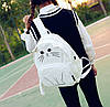 Эксклюзив, Молодежный рюкзак с уникальным принтом кота, фото 2
