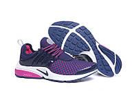 Nike Air Presto Flyknit Weaving Purple