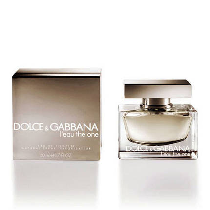 Dolce & Gabbana L'Eau The One туалетная вода 75 ml. (Дольче Габбана Л Еау Зе Уан), фото 2