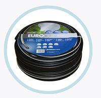 """Шланг поливочный Euro GUIP BLACK 3/4"""" 25 м., фото 1"""