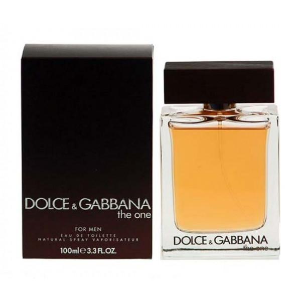 Dolce & Gabbana The One For Men туалетная вода 100 ml. (Дольче Габбана Зе Уан фо Мен)