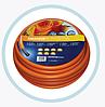"""Шланг поливочный Италия Orange Professional 1/2"""" 25м ."""