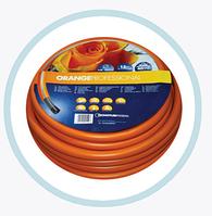 "Шланг поливочный Италия Orange Professional 1/2"" 25м ., фото 1"