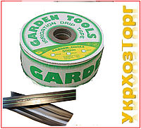 Капельная лента Garden tools (щелевая) 10 см 500 м
