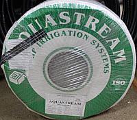 Капельная лента Aquastream 20 см,1000 м  5 mill ( эмиттерная)