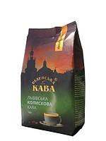 Кофе в зернах Віденська кава Колискова 250 гр без кофеина