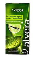 Розчин для контактних лінз Avizor, Alvera, 100 мл